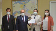 Atatürk Şehir Hastanesi, Sağlık Bakanlığı tarafından teşekkür belgesi verildi