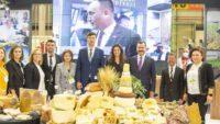TÜRKİYE'Yİ BESLEYEN İL WORLD FOOD'DA SAHNE ALDI