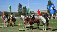 48. Geleneksel Rahvan At Yarışları Bigadiç Işıklar At Çayırında gerçekleştirildi