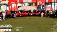 Balıkesir'de Hareket Var! #AvrupaSporHaftası başladı..