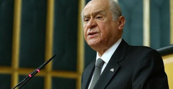 MHP Lideri Bahçeli: Zilletin aday meselesi milletin meselesi değildir
