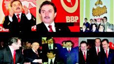 Siyasi şizofren Zeybek yine durmuyor!