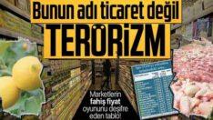 Bahçede 3 lira olan limon markette 17 lira: Bunun adı ticaret değil terörizm