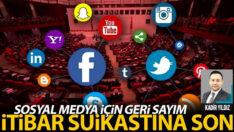 Sosyal medya için geri sayım! İtibar suikastına son