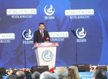 Türk Gençliği Büyük Kurultayı, Milletinin İstikbaline dair beyanıdır!
