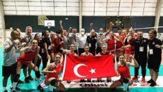 İşitme Engelli Kadın Voleybol Takımı, Dünya Şampiyonu oldu Tebrikler Altın Kızlar