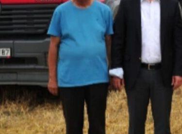 Kampüs alanında mısır hasadı gerçekleşti.