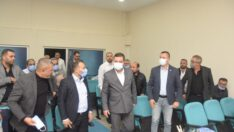 MHP'de İlçe Başkanları İstişare Toplantısı Gerçekleştirildi.