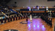 Dünyaca ünlü Kabardinka Dans Grubu Balıkesirdeydi
