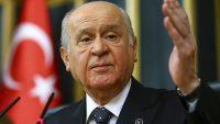 """MHP Genel başkanı Devlet Bahçeli: 'Biz CHP gibi olamayız. Türkiye kaybederse hepimizin kaybedeceğine inanırız. """""""