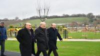İvrindi Millet Parkı açıldı