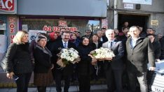 AK Parti Balıkesir İl Başkanı Av. Ahmet Sağlam: