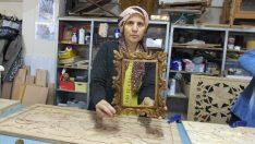 Ahşap İşlemeciliği Kursunda Osmanlı ve Selçuklu Motifleri hayata geçti
