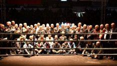 Duayen boksörler Balıkesir'de buluştu