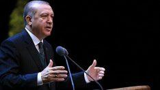 Cumhurbaşkanı Erdoğan: 'Suriye Kürtlerini PYD'nin zulmüne terk etmeyeceğiz'