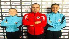 Erdekli atletler olimpiyat kampına katıldı