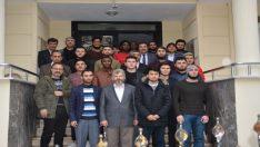 15 ülkeden gelen 21 konuk öğrenci Balıkesir'de