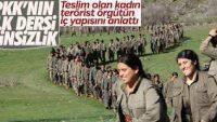 PKK'DA İLK DERS DİNSİZLİK