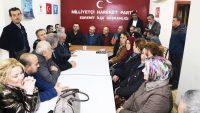 Edremit Belediye Başkan adayı Tuncay KILIÇ..