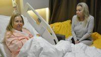 Bedia Akartürk hastaneye kaldırıldı