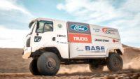 Dakar yarışına Ford Trucks'tan Türk imzası