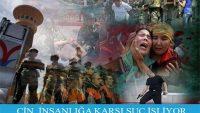 Doğu Türkistan, Türklerin ana yurdu.  Doğu Türkistan kan ağlıyor, işgal ve zulüm altında…