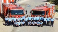 İtfaiye Edremit'te bin 93 yangına müdahale etti 423 kurtarma yaptı