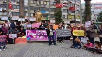 Körfez Kadın Dayanışma Platformu açıklama yaptı