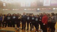 Okul Sporları Körfez Bölgesi Kupa Töreni gerçekleştirildi