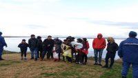 19 göçmen facia yaşanmadan kurtarıldı