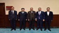 Başkan Avcı Ankara'dan müjdelerle döndü
