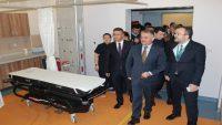 BAÜN Araştırma Hastanesi Acil Servisi açıldı