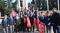 Atatürk'ün Balıkesir'e gelişinin 96'ncı yılı kutlandı