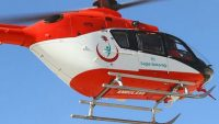 Helikopter ambulanstan ücret almayan tek ülkeyiz