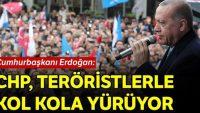 Erdoğan: Dörtlü çete bir araya geldi