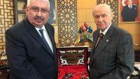 MHP lideri Devlet Bahçeli'ye 121 yıllık hediye