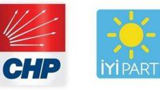CHP ve İYİ Parti arasında savaş! Silahlar çekildi