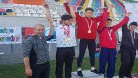özel sporcular 12 madalya ile döndü