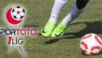 Spor Toto 1. Lig'de 25. hafta