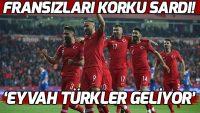 'EYVAH TÜRKLER GELİYOR'