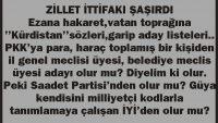 ZİİLET İTTİFAKI ŞAŞIRDI!..
