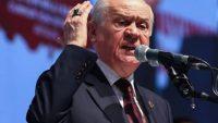 Bahçeli: Türk milleti yeniden doğruluşa geçiyor