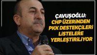 CHP üzerinden PKK destekçileri listelere yerleştiriliyor