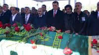 Aytaç Arman Adana'da son yolculuğuna uğurlandı