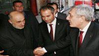 MHP Genel Başkan Yardımcısı Emin Haluk Ayhan