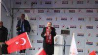 Erdoğan'dan Kılıçdaroğlu'na 'cilalı boyalı' benzetmesi