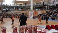 10 Burda'da Sokak Basketbolu Heyecanı