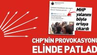 PROVAGASYON CHP'NİN ELİNDE PATLADI