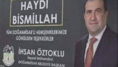 MHP İL BAŞKANI ORHAN DERELİ'DEN ALÇAK CİNAYETE TEPKİ!..