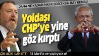 CHP, Kandil'in sözcüsüHDPKK ile kol kola girmiş vaziyette